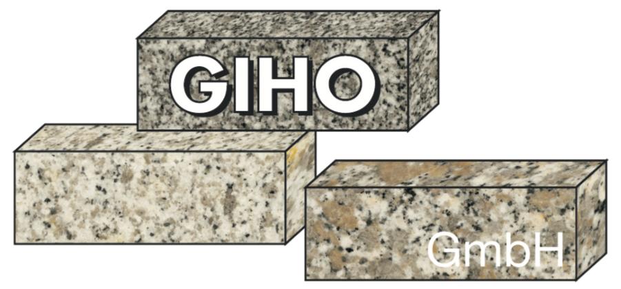 GIHO GmbH Natursteinhandel aus Rohrbach in Oberösterreich | Wir sind Spezialisten für Natursteine, Bodenplatten und Pflasterplatten für den Aussenbereich, Fensterbänken, Keramik-Terrassen-Technik, Stufen, Stiegenanlagen, Leistensteinen,Küchenplatten, Poolumrandungen und vielem mehr.